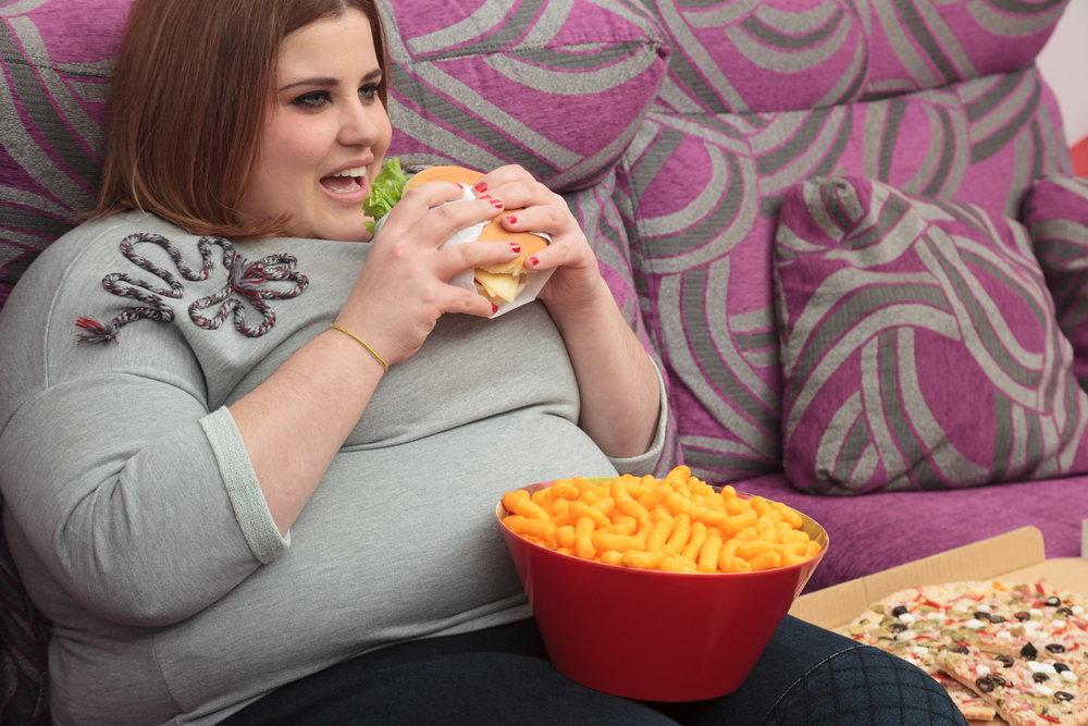 перестать толстеть