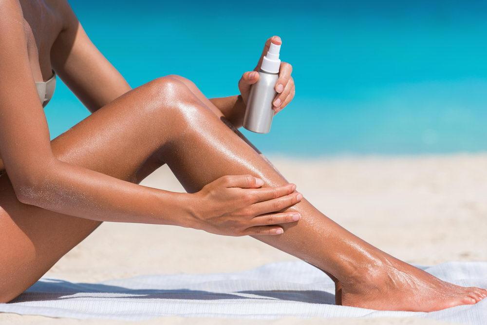 увлажнение кожи маслом