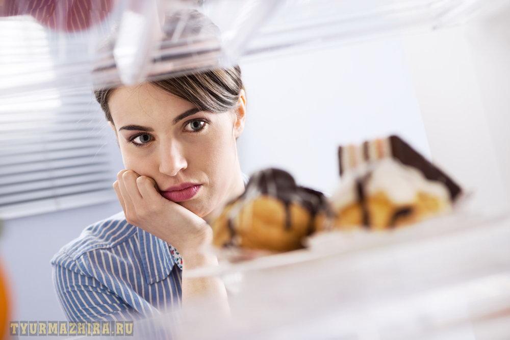 голодание, аппетит и пищевая зависимость