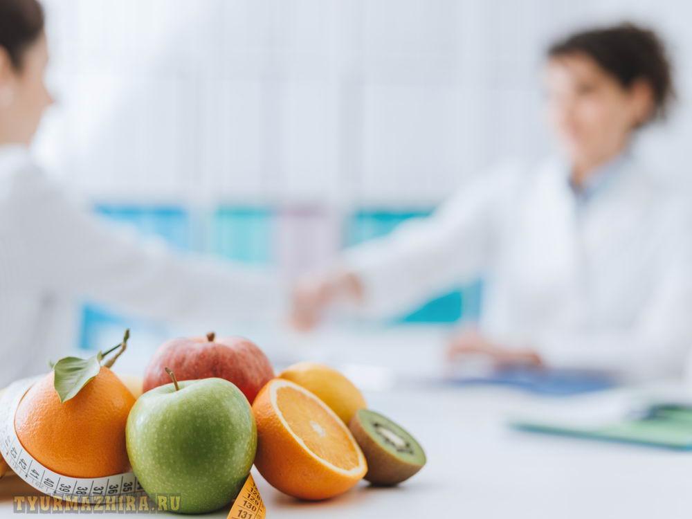 Лечение нарушений пищевого поведения в стационарных клиниках