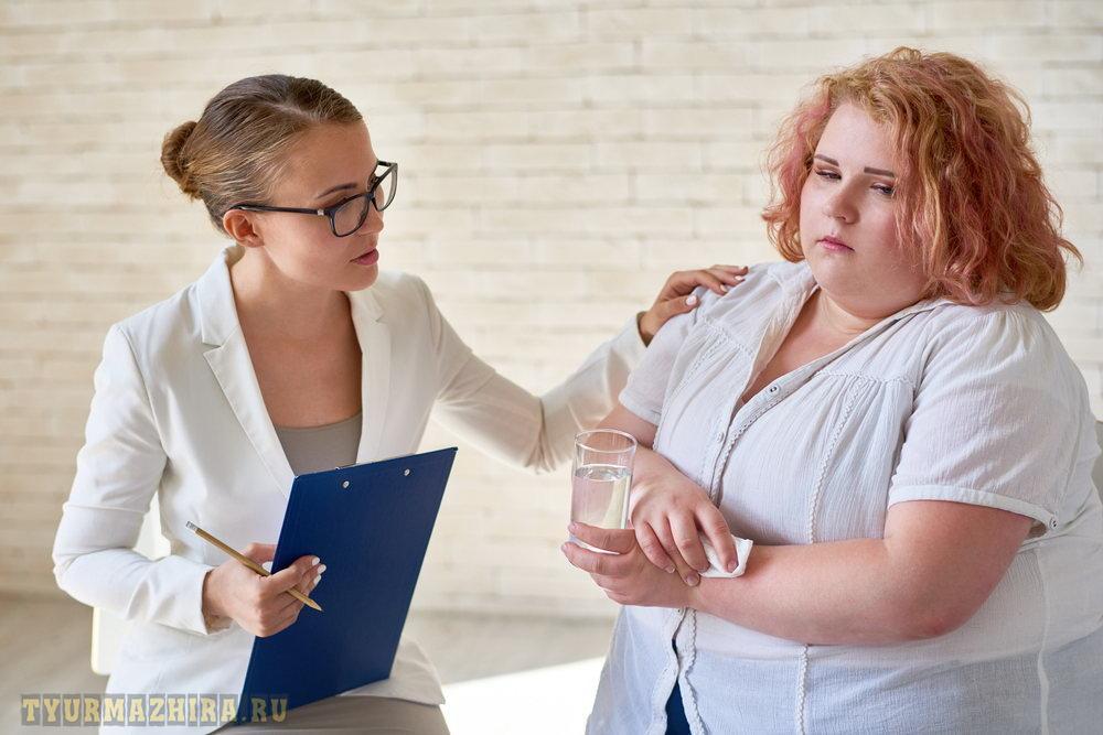 методики лечения нарушений пищевого поведения