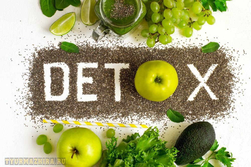 Похудение и очищение: 5 советов для эффективной детоксикации организма