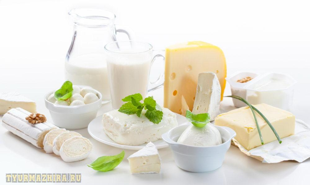 11 Миф: молочные продукты неполезны, поскольку в них велико содержание жира.