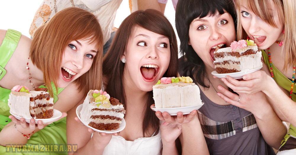 14 Миф: если вы придерживаетесь правильного питания в будни, то на выходных можно «отрываться».
