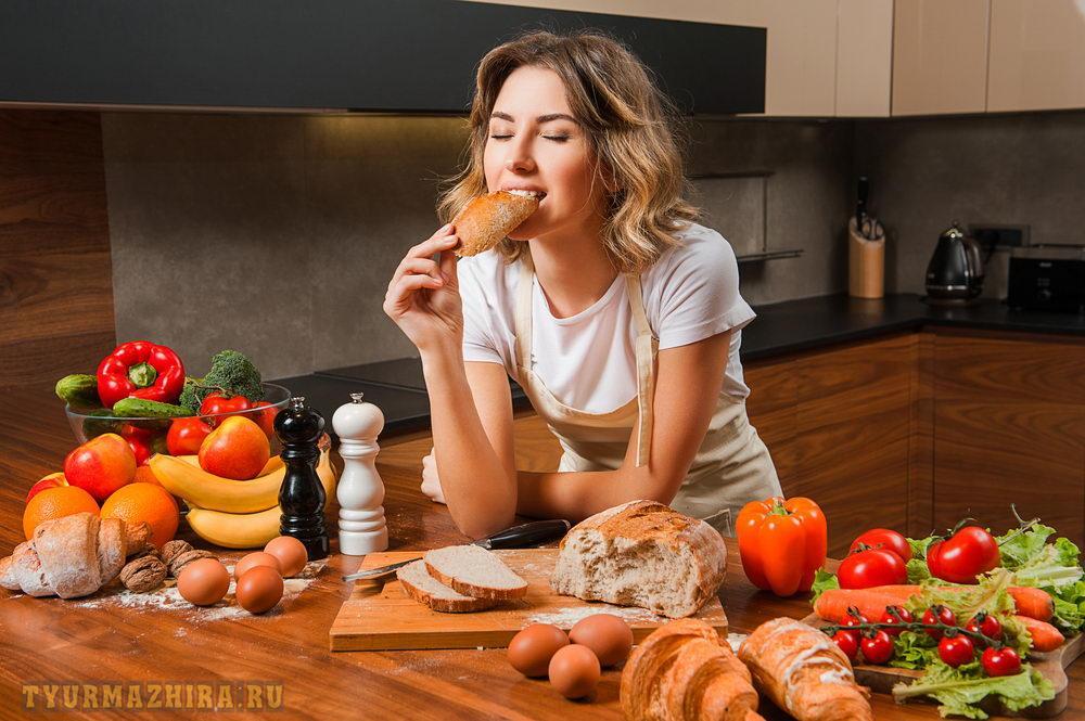15 Миф: я могу есть столько здоровой пищи, сколько мне нравится.