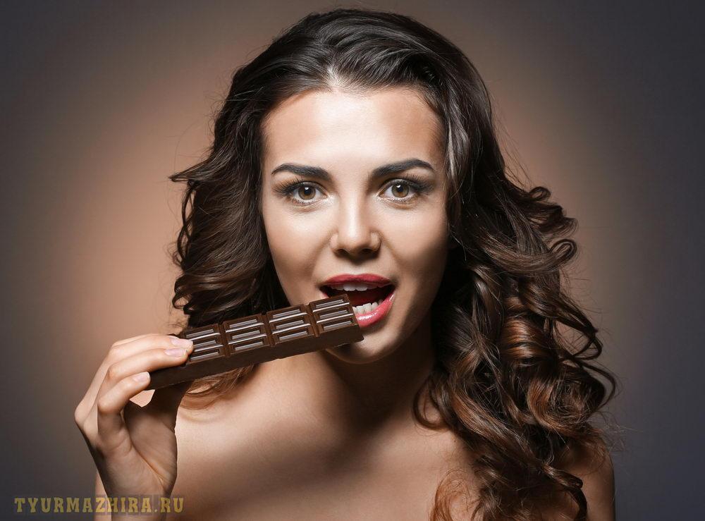 7 Миф: тяга к шоколаду гарантированно разрушит вашу диету