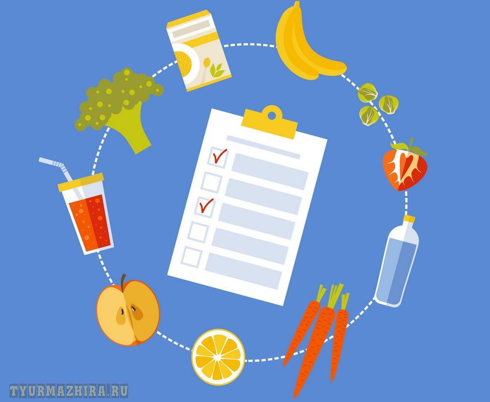 Какие продукты выводят токсины из организма