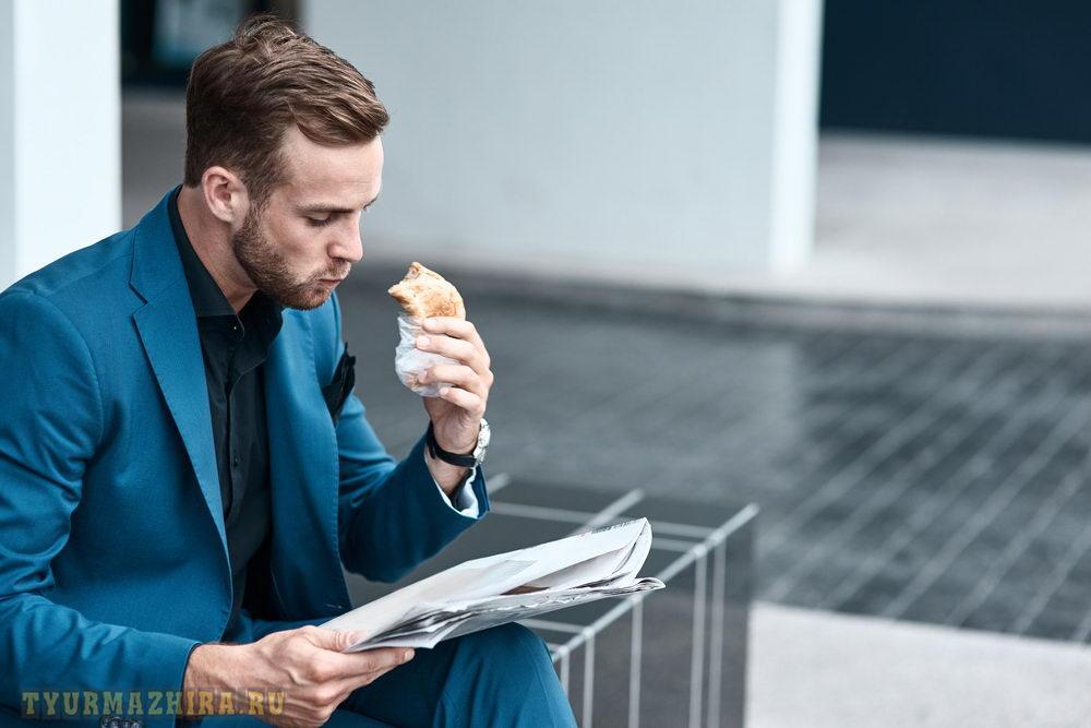 Осознанное питание-искусство быть в моменте
