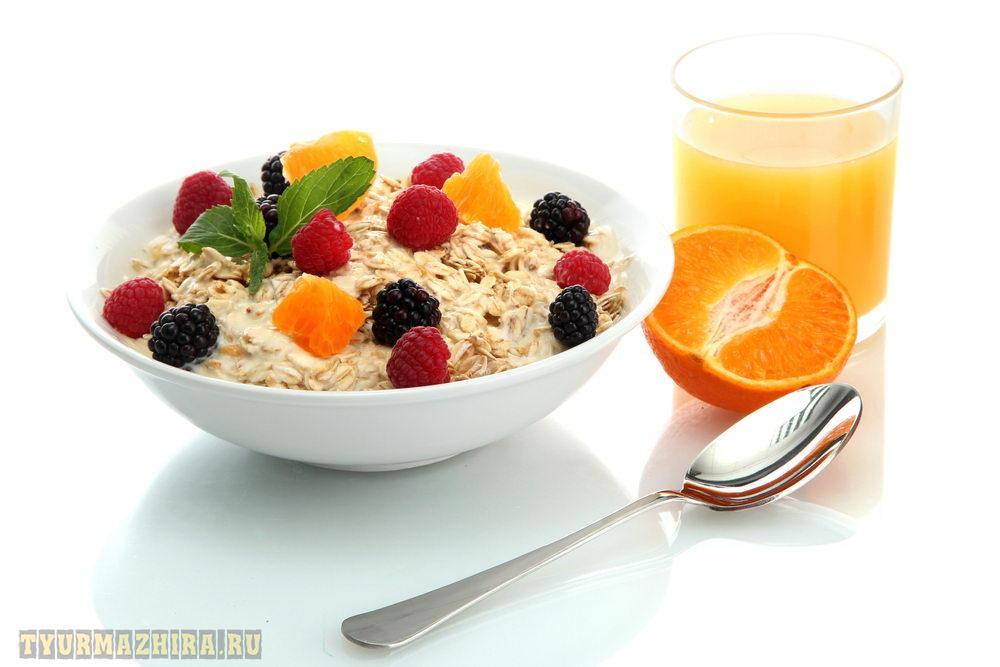 О важности завтрака и его составе