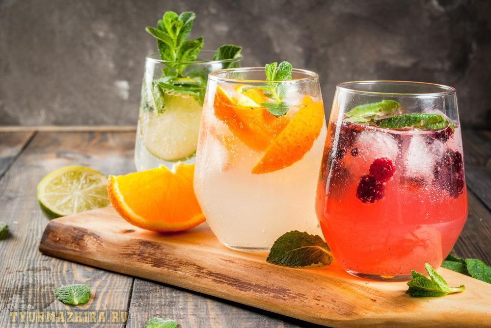 О напитках, которые влияют на снижение аппетита