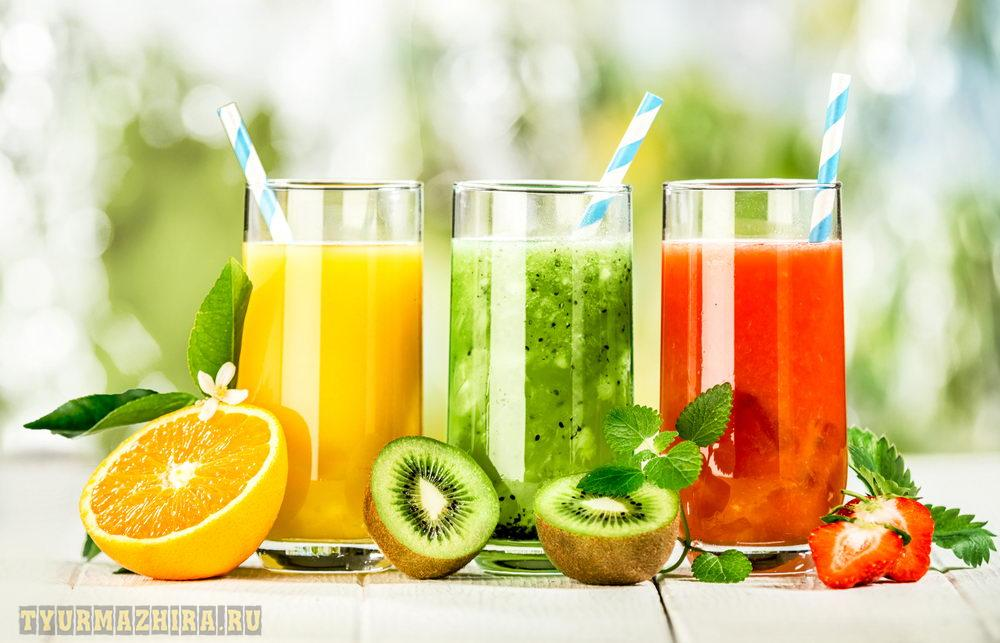 3-хдневная диета на воде