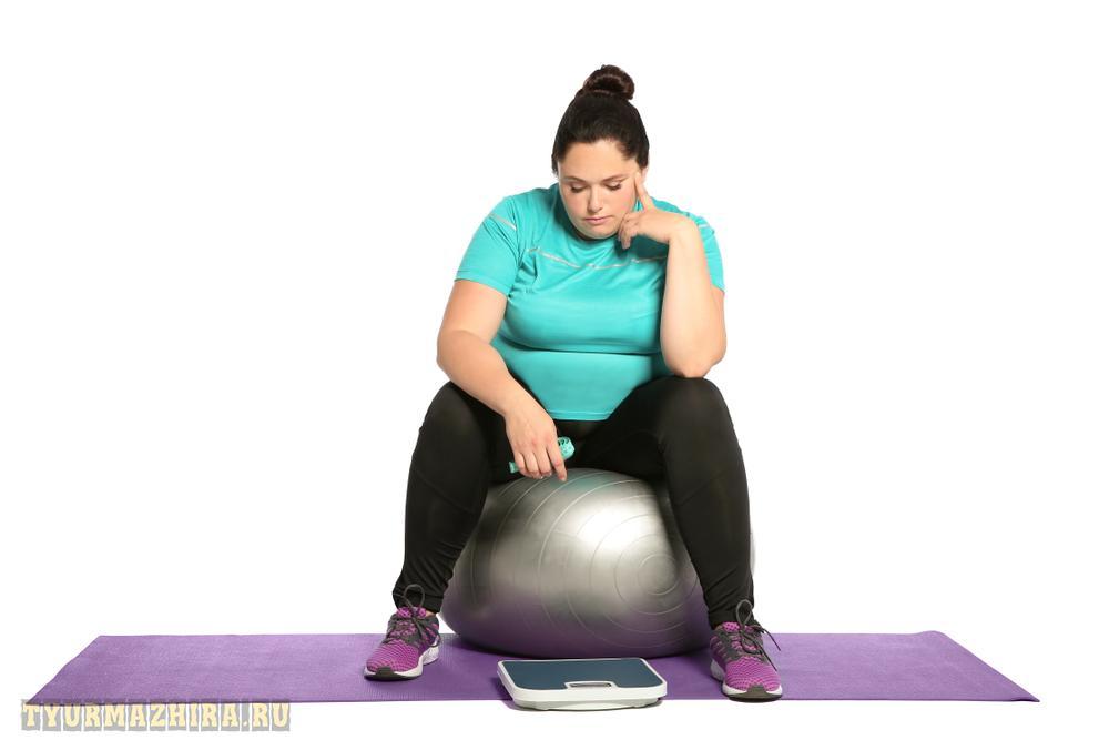 Большинство людей негативно относятся к похудению