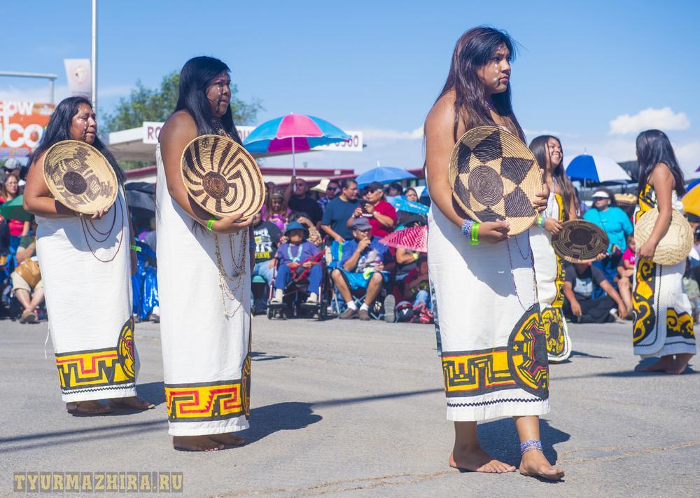 Индейцы стали перенимать американский образ жизни и стали набирать вес